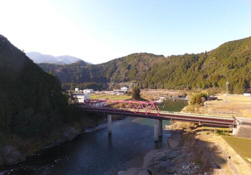 群南橋歩道橋