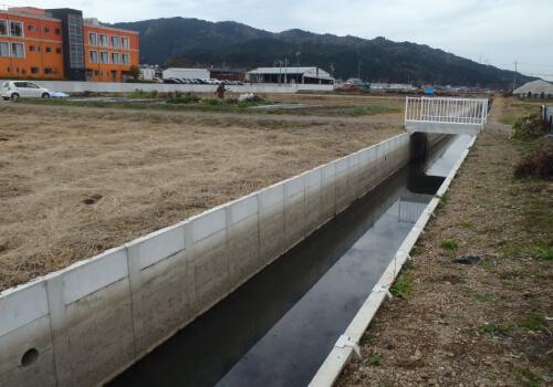 排水路設計