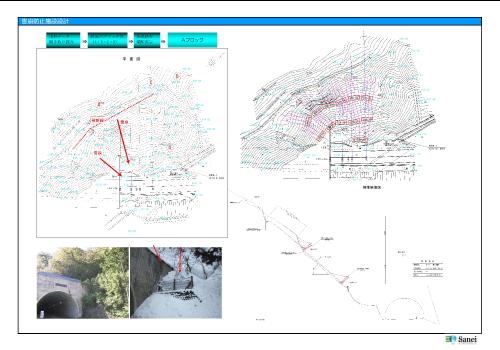 雪崩防止施設設計