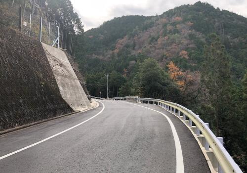 農道道路設計