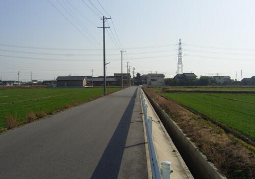 集落道路設計