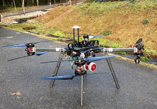 UAVレーザ